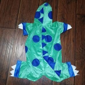 Dog Costume Dogzilla Godzilla, M